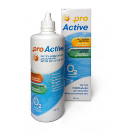 Раствор Оптимед Pro Active