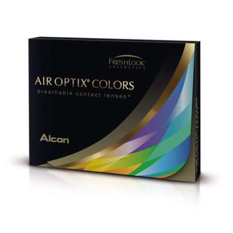 Air Optix Colors, 2 линзы