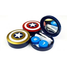 Дорожный набор Капитан Америка