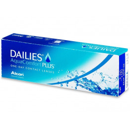 Dailies AquaComfort Plus, 30 линз